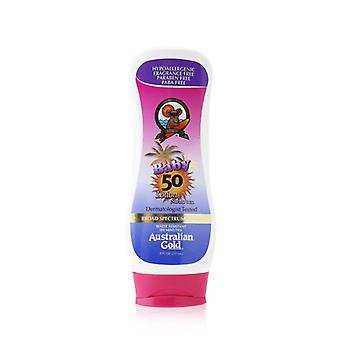 Lotion Sunscreen Broad Spectrum Spf 50 - For Baby (exp. Date: 01/2021) - 237ml/8oz