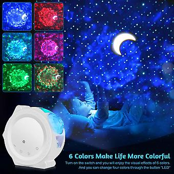 Smart Starry Projection Lamp , Sky Night Light  For Kid