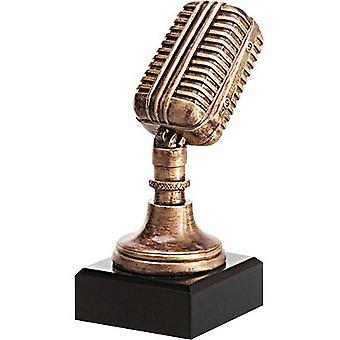 Gussfigur - Mikrofon Rfst2079 / Br