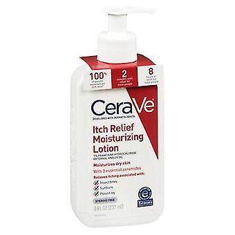 Lotion hydratante Cerave CeraVe Itch Relief, 8 oz