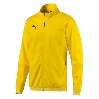 Puma Liga Training Jacket 65568707 harjoittelu ympäri vuoden miesten collegepaidat