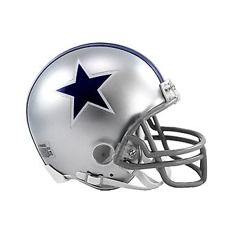 Riddell VSR4 Mini Football Helmet - Dallas Cowboys 1964-66