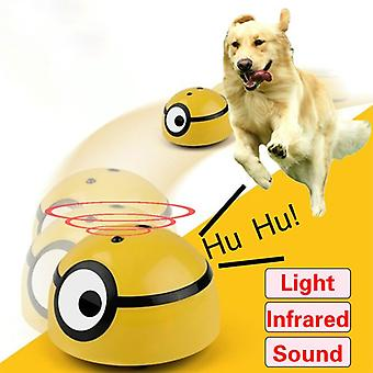 Intelligent Escaping Toy Cat Dog Automatic Walk Interactive Toys For Kids Pets Infrared Sensor Rabbit Pet Supplies Accessories