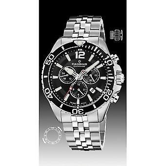 Candino Wristwatch Men's C4714/3 NEWNESS