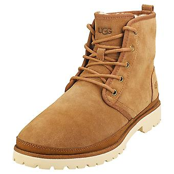 UGG Harkland Mens Casual Boots in Chestnut