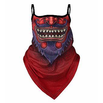 Pán GUGU & Miss GO Evil Bandana tvárová maska BM 2041