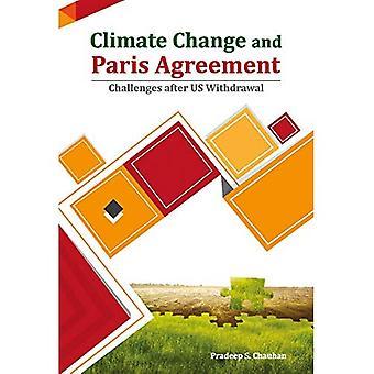 Klimaatverandering en Overeenkomst van Parijs: Uitdagingen na terugtrekking VS