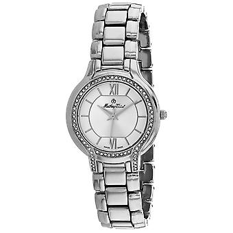 Mathey Tissot Mujer's Classic Silver Dial Watch - D2781AI