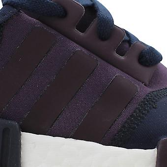 Adidas NMD R1 Legend Ink/Mineral Red-Semi Pink Glow S75232 Women's
