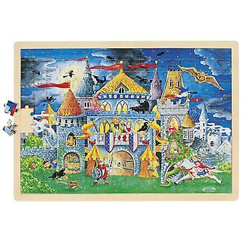 Goki fönster pussel Saga 46.5x33cm 192-bit