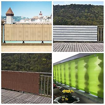 Home Courtyard, Balcony, Fence Safety Plant Cover - Sunscreen, Sunblock Shading