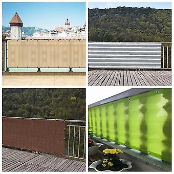 ساحة المنزل، شرفة، غطاء محطة السلامة السياج - واقية من الشمس، تظليل الشمس