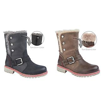 Cipriata Femmes/Dames Francesca Knee-High Boots