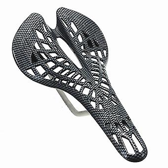 Carbon Mountain MTB Road Cycling Hollow Light Weight Saddle Seat