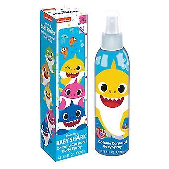 Children's Perfume Baby Shark Cartoon EDC (200 ml)