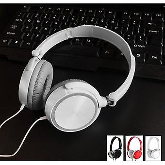 Gaming Headset Stereo Wired Bass Headphones 3.5mm With Mic For Mobile Phone Pc