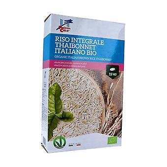 Italienska fullkorns thaibonnet ris Ingen