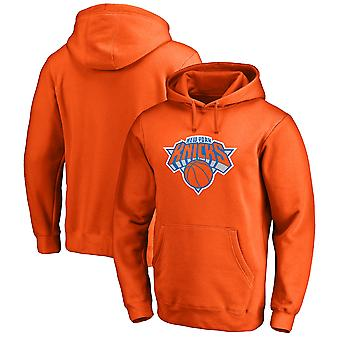 New York Knicks Pullover Hoodie Swearshirt Tops 3WY529