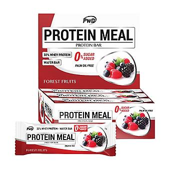 Protein meal bar 1 bar of 35g (Wild berries)