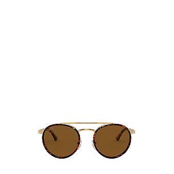 Gafas de sol Persol PO2467S de oro y havana macho
