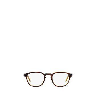Oliver Peoples OV5219 amaretto / raidallinen hunaja unisex silmälasit