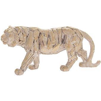 Driftwood Tiger By Leonardo