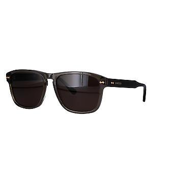 Gucci GG0911S 002 Brown/Brown Sunglasses