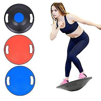Balance Disc Non Slip Hand Grip Hole Balance Board Yoga Fitness Coordination Rehabilitation Training Balance Training Dance Exercise Balance