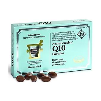 Activecomplex Q10 (Quinona) 60 capsules of 30mg