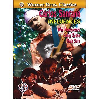 Influences - Carlos Santana