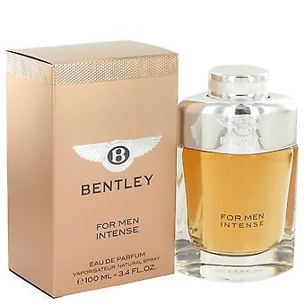 Bentley Intense Eau De Parfum Spray By Bentley 3.4 oz Eau De Parfum Spray