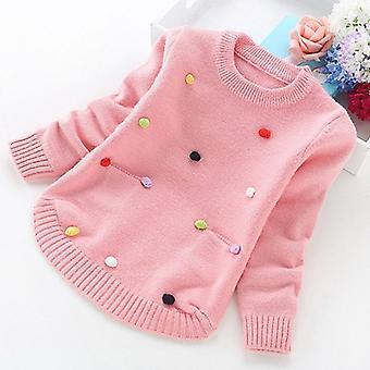 Veľké zimné svetre pletenie pulóvre Top kórejský štýl svetre