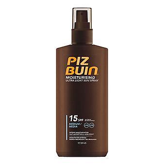 Piz Buin In Sun Ultra Light Sun Spray 200ml SPF15
