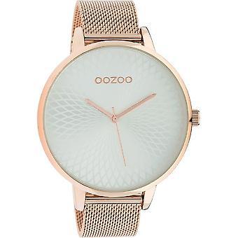 Oozoo - Ladies watch - C10552 - rose gold silver