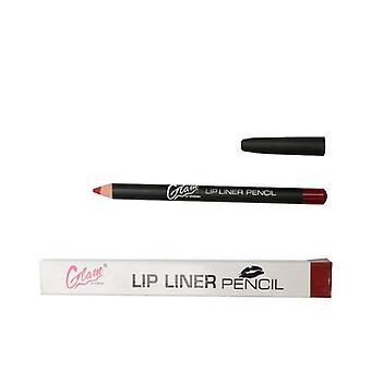 Lip Liner Pencil Glam Van Zweden Lip Liner / Fudge Pink