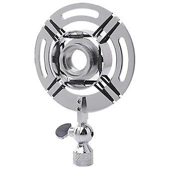 Condensator microfoon metalen schokdemhouder