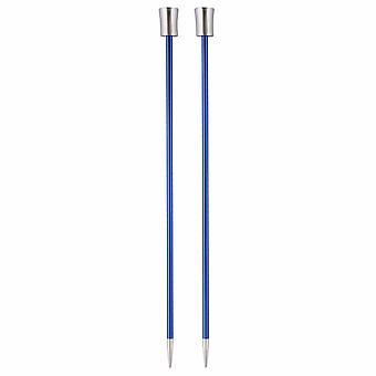 KnitPro Zing: Knitting Pins: Single-Ended: 35cm x 4.00mm