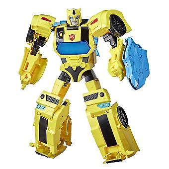 Transformers Cyberverse Battle Call Officer Class Bumblebee Figure