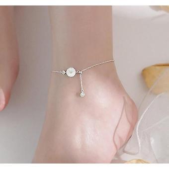 925 Sterling Silver Anklet Bracelet