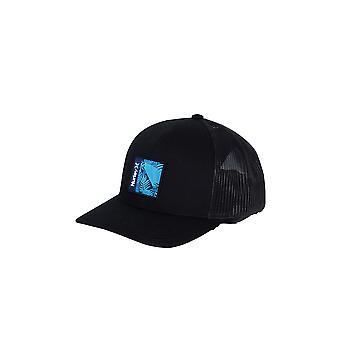 Hurley Men's Trucker Cap ~ Seacliff black2