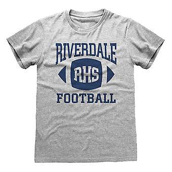Riverdale Womens/Ladies RHS Bulldogs Football Boyfriend T-Shirt