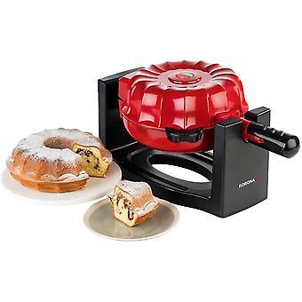 Wokex Kuchen maker 41060   Kuchen backen in Gugelhupfform   Backautomat