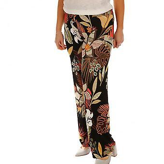 LATTE Latte Jungle Print Trouser EM11189