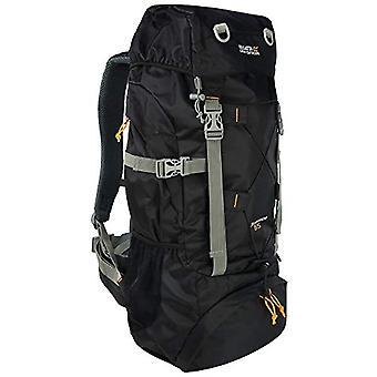 Regatta Survivor Iii - Men's Camping and Hiking Backpack, Man, Backpack , EU144 800000, Black , 85 L