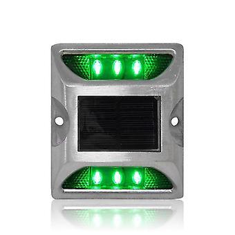 Ip68 Zelená LED konštantný svetelný režim Solárna road stud LED