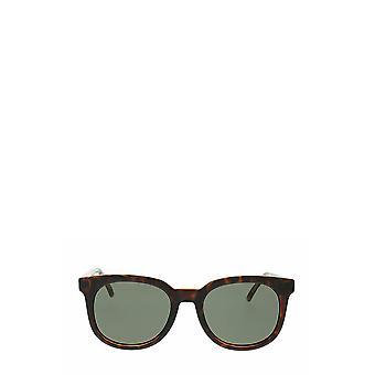 Saint Laurent SL 405 dark havana female sunglasses