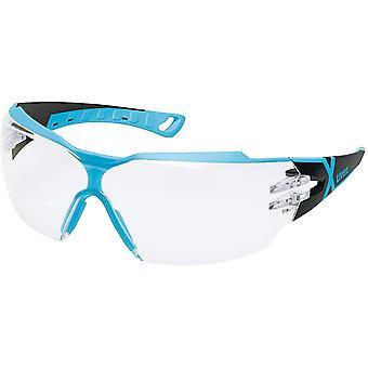 Pheos CX2 Retail Schutzbrille - Suprav. Excellence - Transp./Schwarz-Blau