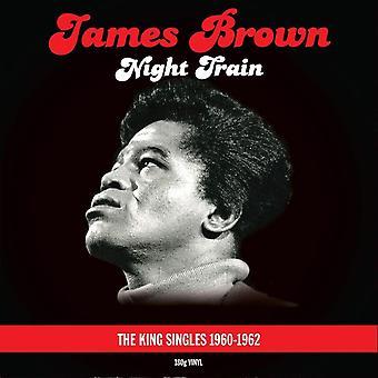 James Brown - Nattåg: King Singles Collection Vinyl
