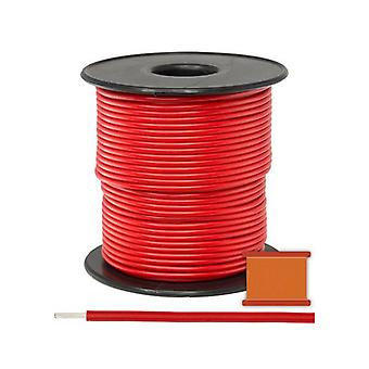 Doss 30M Red Hookup Cable