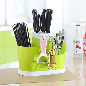 Kitchen Supplies Storage Rack Household  Kitchen Knife Holder Chopsticks Cage Chopsticks Insert